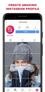 Grid Post – Photo Grid Maker for Instagram Profile v1.0.3 (SAP) (Pro) 3