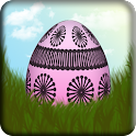 Easter Wallpaper Animated Eggs icon