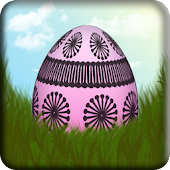 Easter Wallpaper Animated Eggs