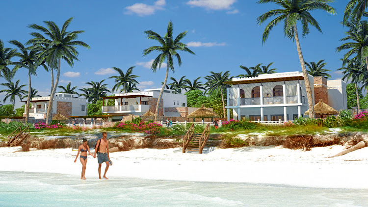 Zanzibar Amber Resort. Picture: SUPPLIED