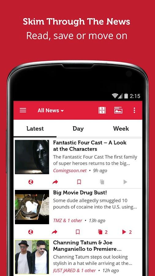 Movie & Box Office News - screenshot