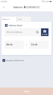 Bitpie - Bitcoin Wallet - náhled