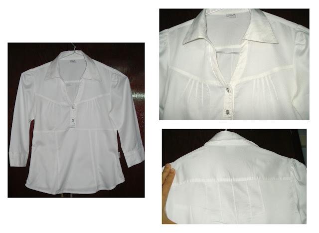 Thời trang Trali - Áo sơ mi trắng công sở nữ lên sàn. End: 23h59 T6 ngày 04/03/2011
