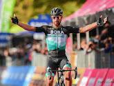 Sagan de grote favoriet tijdens de etappe dag in de Giro
