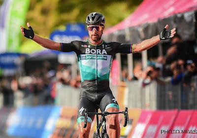 Peter Sagan geeft ook forfait voor de Strade Bianche