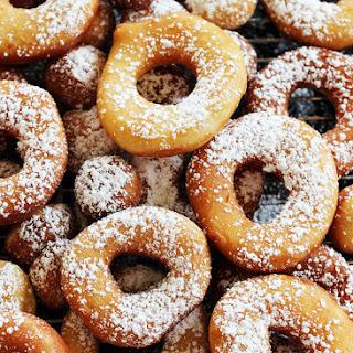 Homemade Raised Doughnuts Recipe