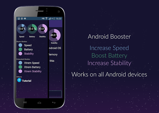 Booster for Android Lite