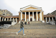 The University of Cape Town. File photo.