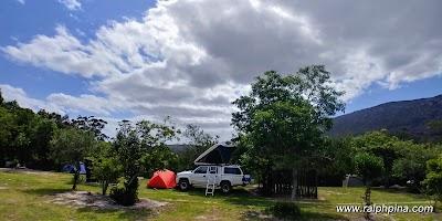 Grootvadersbosch campsite