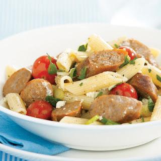 Beef Sausage Pasta Recipes