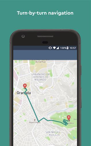 Mapbox Demo 9.2.1 screenshots 2