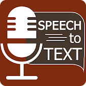 Speech to Text Converter - Voice to Text Typing