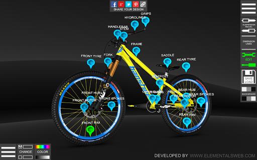 Bike 3D Configurator 1.6.8 screenshots 23