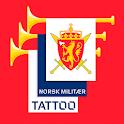 Norsk Militær Tattoo icon