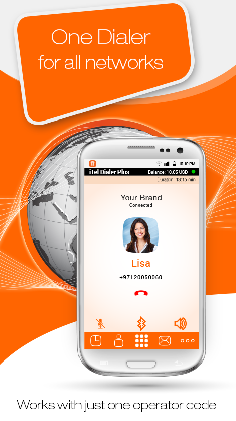 iTel Dialer Plus- screenshot