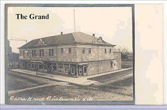 Photo: The Grand Building built 1902- one of the earliest pictures.