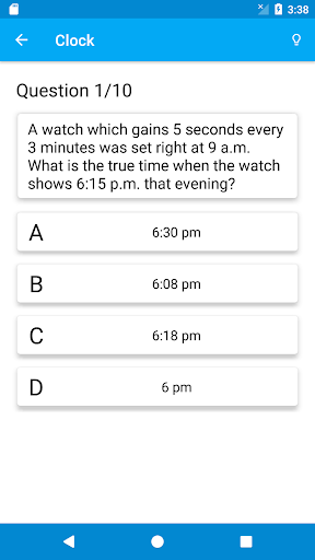 Logical Reasoning Test by Study apps (Google Play, United States