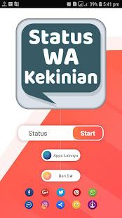 Download Status WA Kekinian ~ Status WA Keren For PC Windows and Mac apk screenshot 12