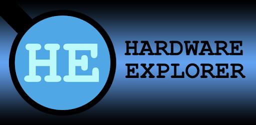 HARDWARE EXPLORER for PC