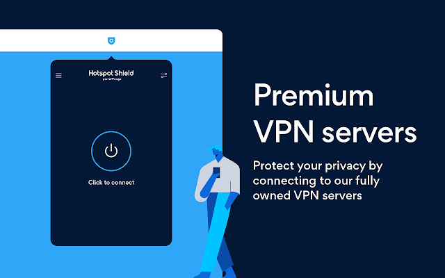 Hotspot Shield Free VPN Proxy - Unlimited VPN - Chrome Web Store