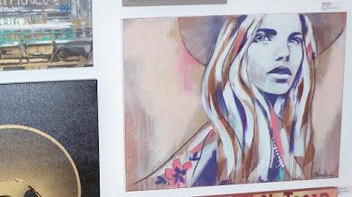 """Photo: Galerie Pretty Portal; Hannah Chloe """"The wilder sun"""""""