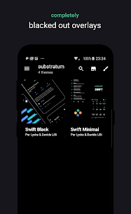 Swift Minimal for Samsung – Substratum Theme v29.5 [Patched] 7