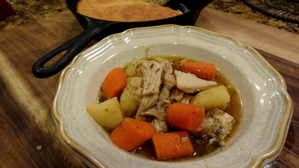 Roasted Turkey Stoup--bonnie's Recipe