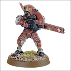 Tau Fire Warrior, Au'taal Sept