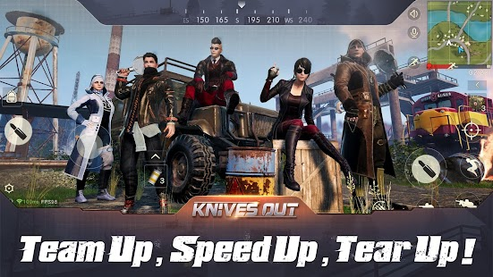 Knives Out Screenshot