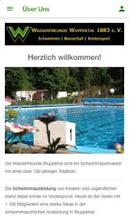 Wasserfreunde Wuppertal - náhled