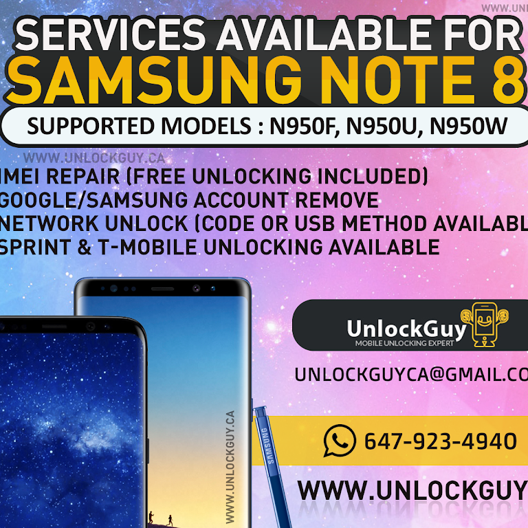 UNLOCKGUY CA - Phone Repair Service in Mississauga