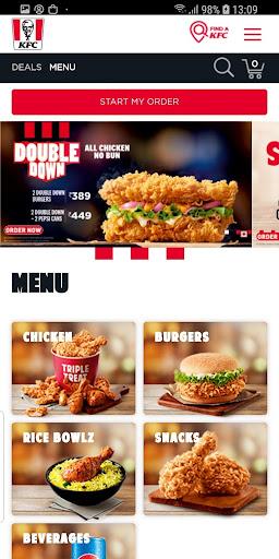 KFC India 4.0 gameplay | AndroidFC 3
