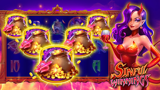 Grand Win Casino - Hot Vegas Jackpot Slot Machine apktram screenshots 1
