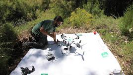 Este sistema de control a través de drones llega a modo de experiencia piloto