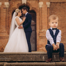 Wedding photographer Mocanu Cristian (grafixstudio). Photo of 16.10.2018