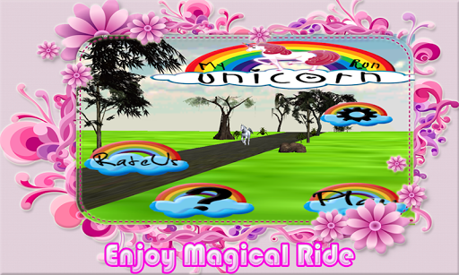My Unicorn Run Simulator 3D