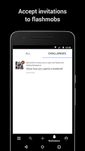 Flashmober – Social Flashmob- screenshot thumbnail
