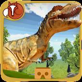 Jurassic Lost World Park VR