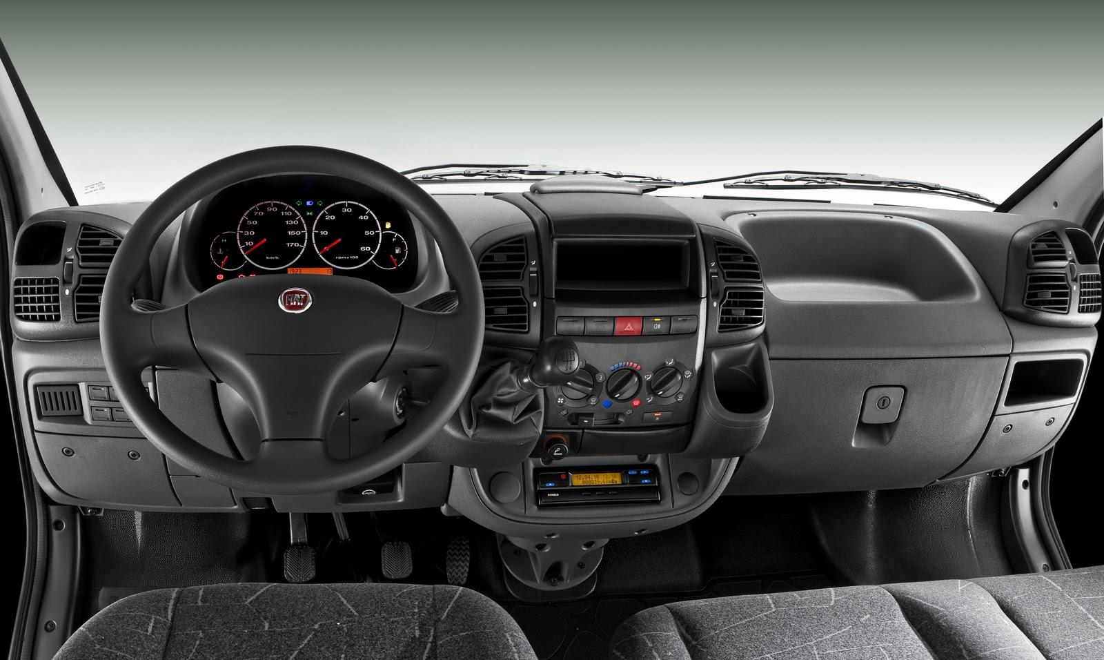 Fiat Ducato, uma década de produção no Brasil e liderança no mercado ducato interior 001