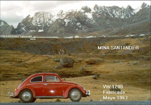 Historia de las primeras reuniones de vw en el Peru Minaok