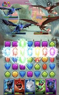 Dragons Titan Uprising Mod Apk 1.14.13 (GOD MODE + ONE HIT) 8