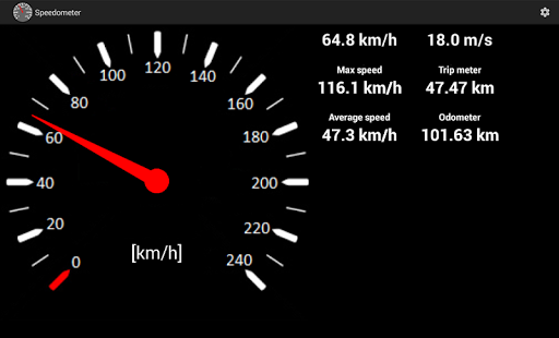 Speedometer screenshot 10