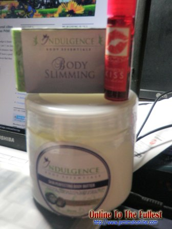 Indulgence body butter review