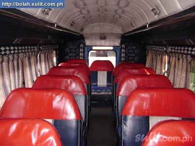 Aircon jumbo jeep