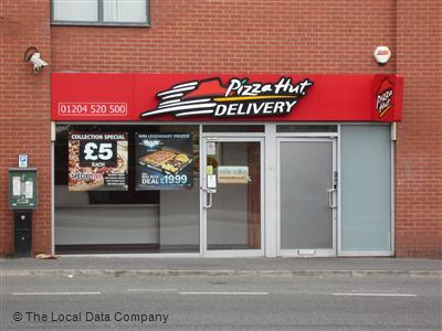 Pizza Hut Delivery On Marsden Road Pizza Takeaway In Town
