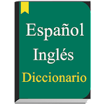 English to Spanish Dictionary with Translator Icon