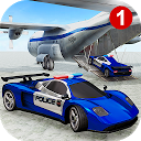 US City Police Car Transport Airplane 1.6 APK Download