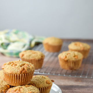Chris Loves These Butter Rum Muffins.