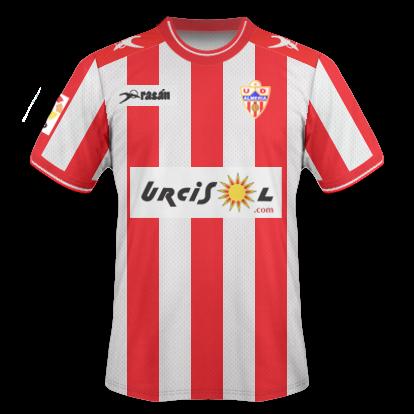 Camisetas hechas por ordenador Almeria