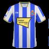Camisetas hechas por ordenador Espanyolchica